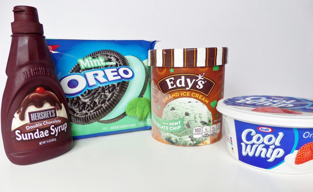 Oreo Mint Chocolate Chip Mint Ice Cream Cake - Be My Guest With Denise