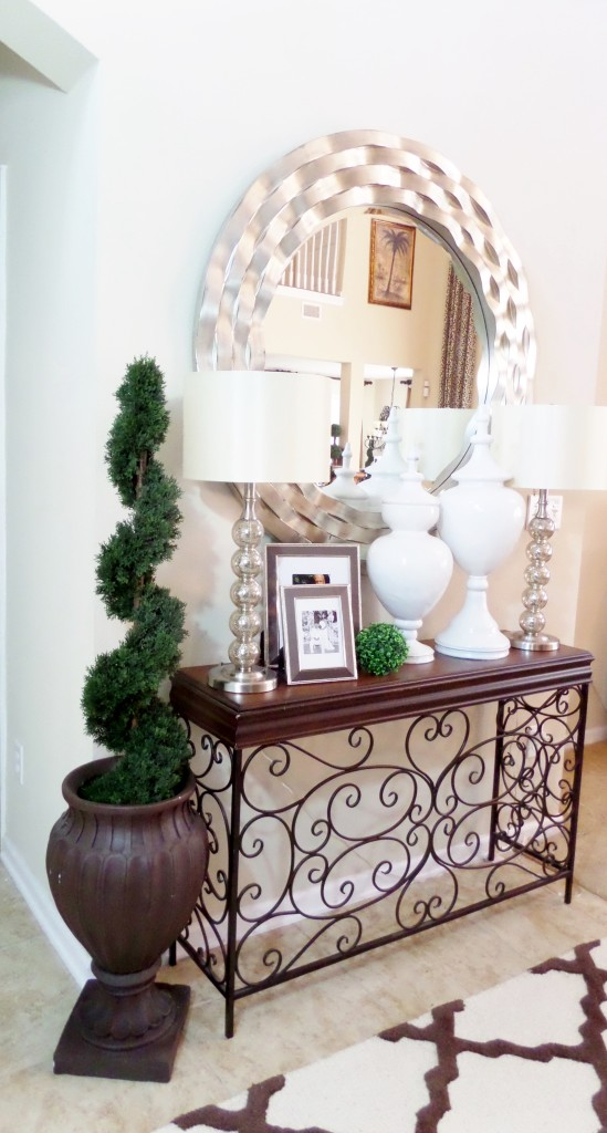 Decorating with mirrors be my guest with denise - Use of mirrors in decorating ...