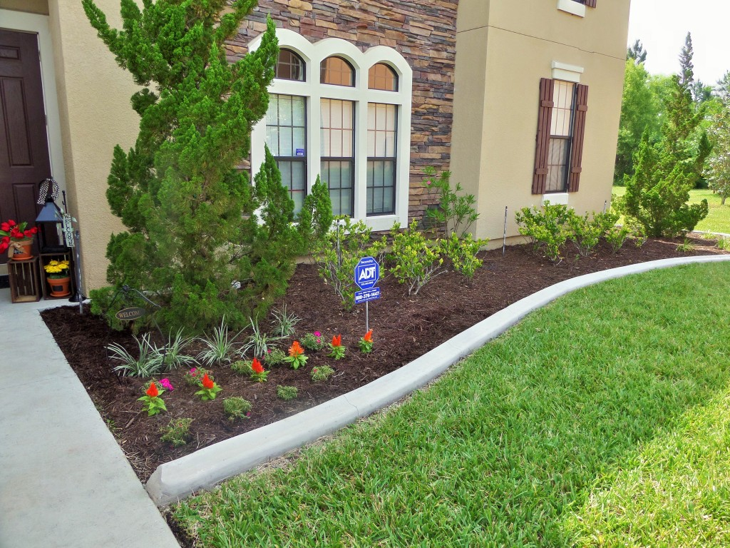 Concrete Landscape Edging Be My Guest With Denise