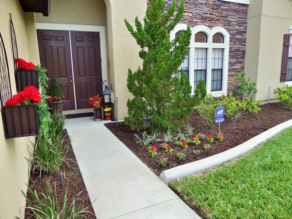 Concrete Landscape Edging - Concrete Landscape Edging - Be My Guest With Denise