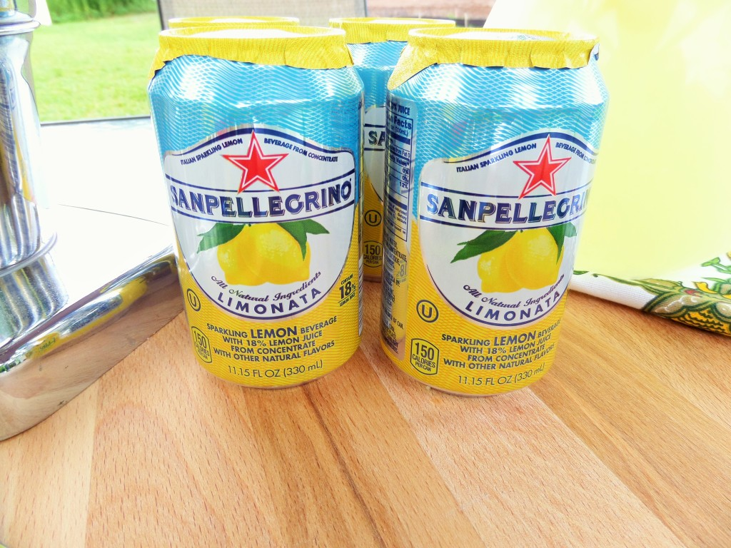 San Pellegrino With A Twist! – Be My Guest With Denise