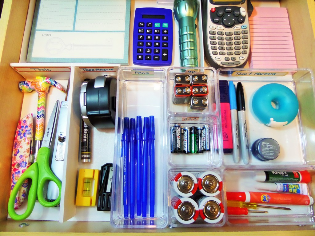 Organizing Your Junk Drawer – Be My Guest With Denise