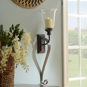 Diy Candice Olsen Inspired Mirror Amp Candle Sconce Be My