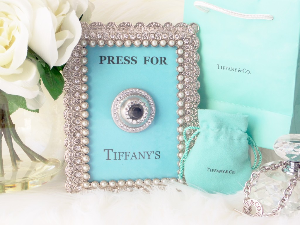 Press For Tiffany's