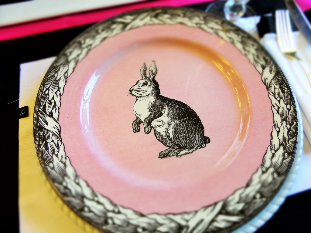 Bunny Dishes
