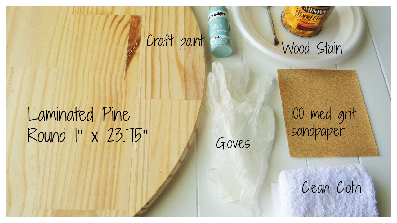 DIY Rustic Wall Clock Be My Guest With Denise