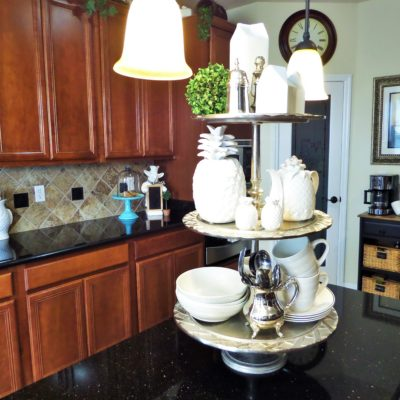 3 Ways To Organize And Decorate Your Tiered Stands