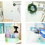 Spring Cleaning + Laundry Room Refresh