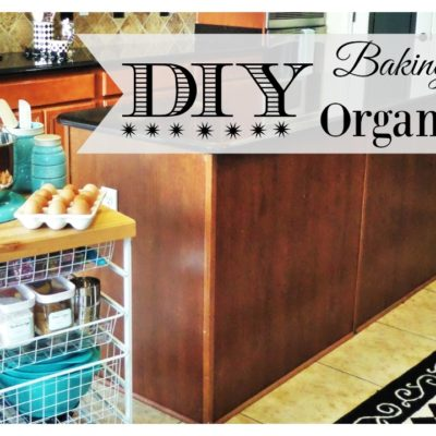 DIY Baking Station