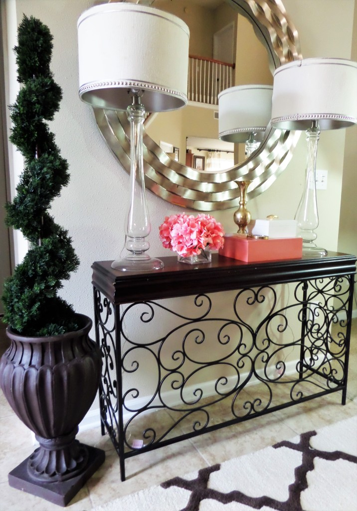 thrifty finds thursday|decorating with brass - be my guest with denise
