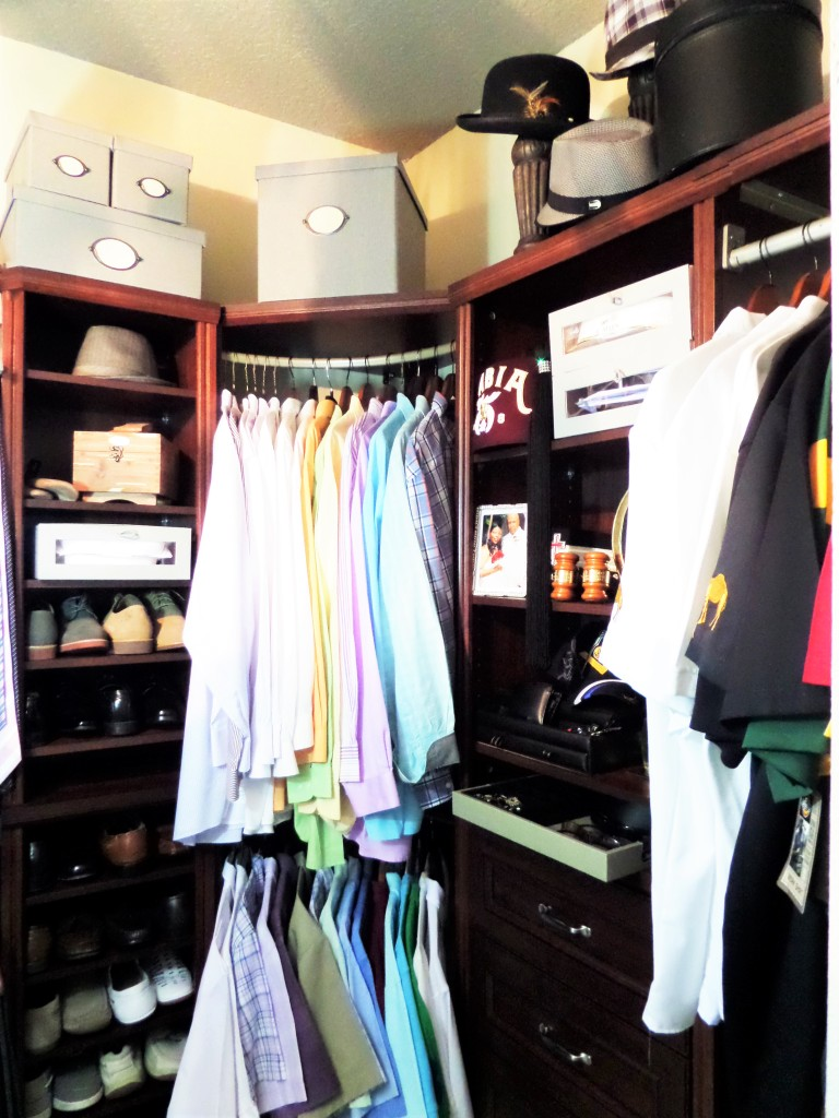 My Daughters Box Room Right Side: Master Bedroom Closet Makeover