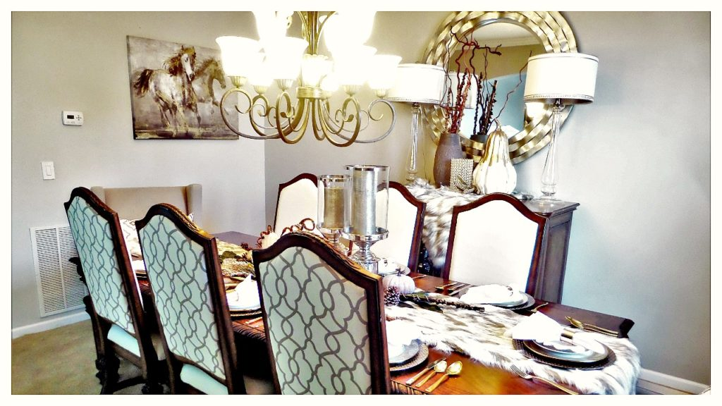 Dining Room Makeover And Tour