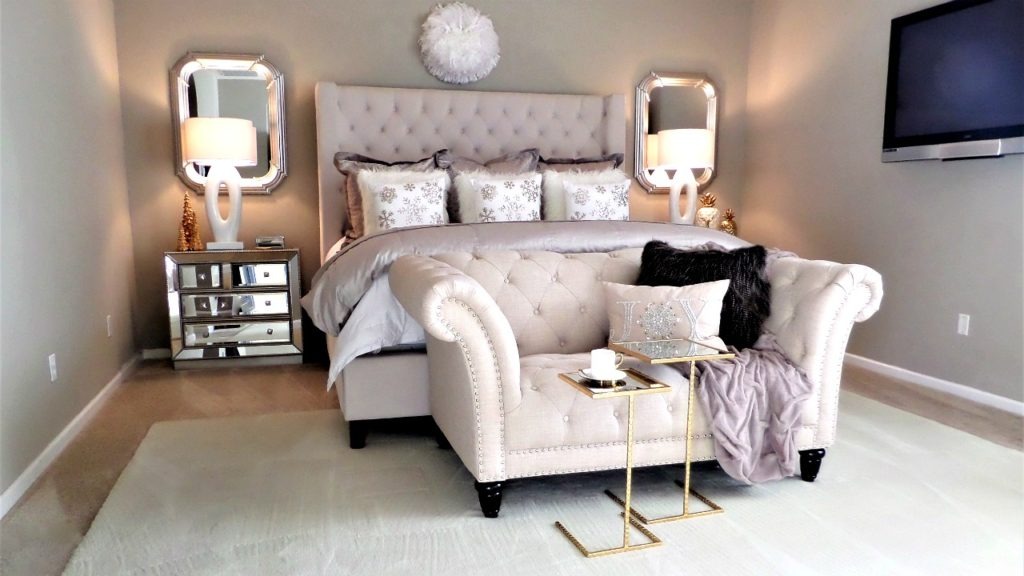 Master Bedroom Makeover - Be My Guest With Denise