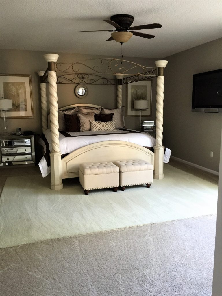 Master Bedroom Makeover – Be My Guest With Denise