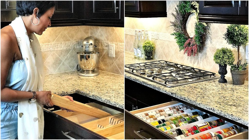 How To Organize Your Cooking Zone