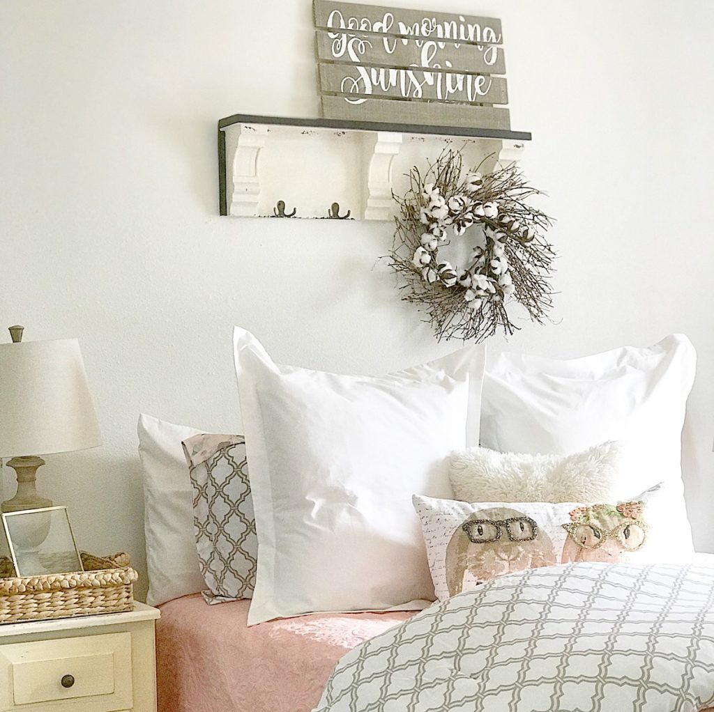 Guest Bedroom Refresh Challenge with/ andThat!