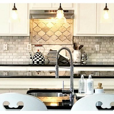 Kitchen Reveal | From Dark To Light Featuring Floor & Decor